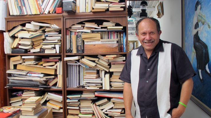 Jose created a community library and donates books to children, believing that education can break the cycle of poverty.