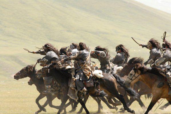 Merkits - Movie Mongol