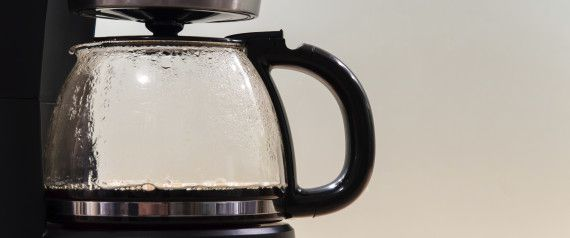 Your Coffee Maker Is Full Of Mold. Here's How To Clean It.