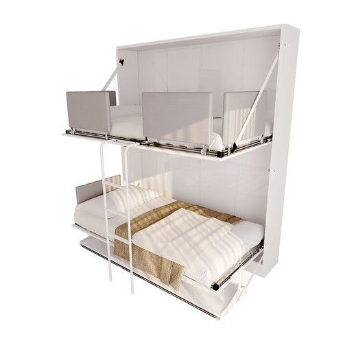 Found It At Wayfair   Multimo Twin Bunk Bed