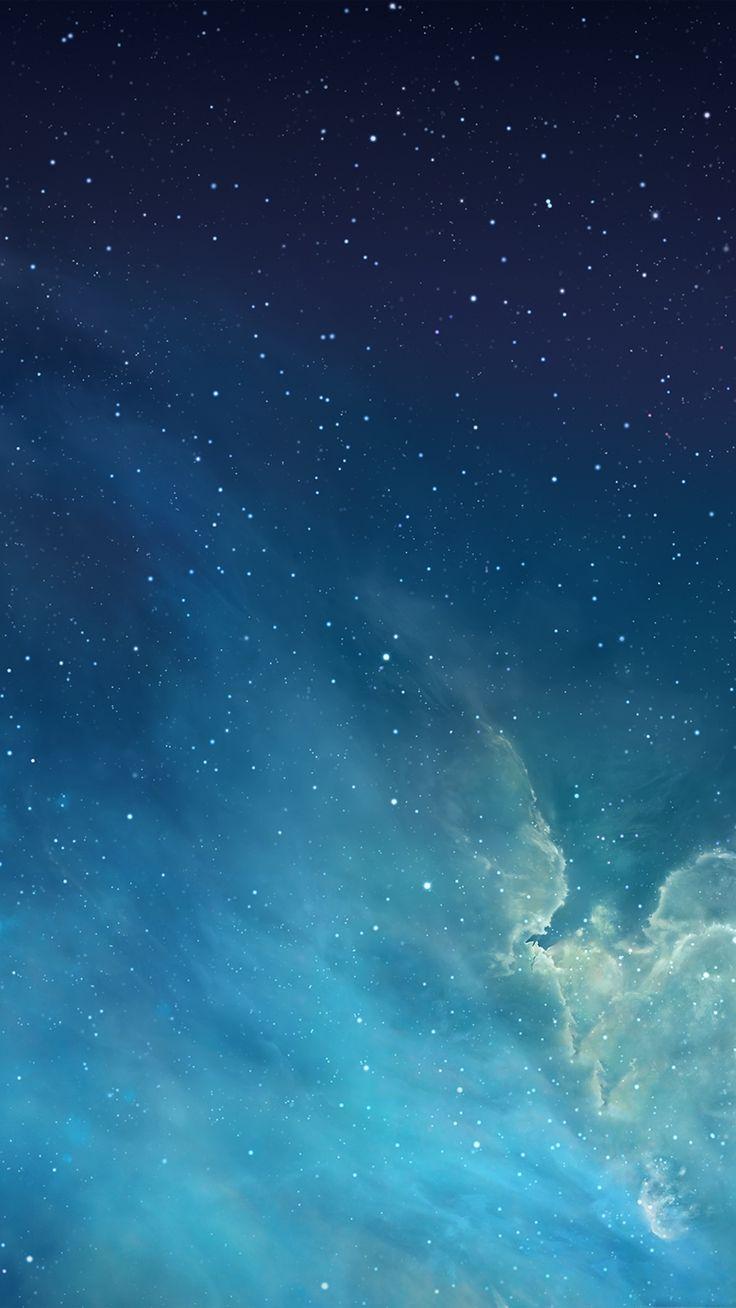Apple iOS7 Default Lockscreen iPhone 6 Plus HD Wallpaper