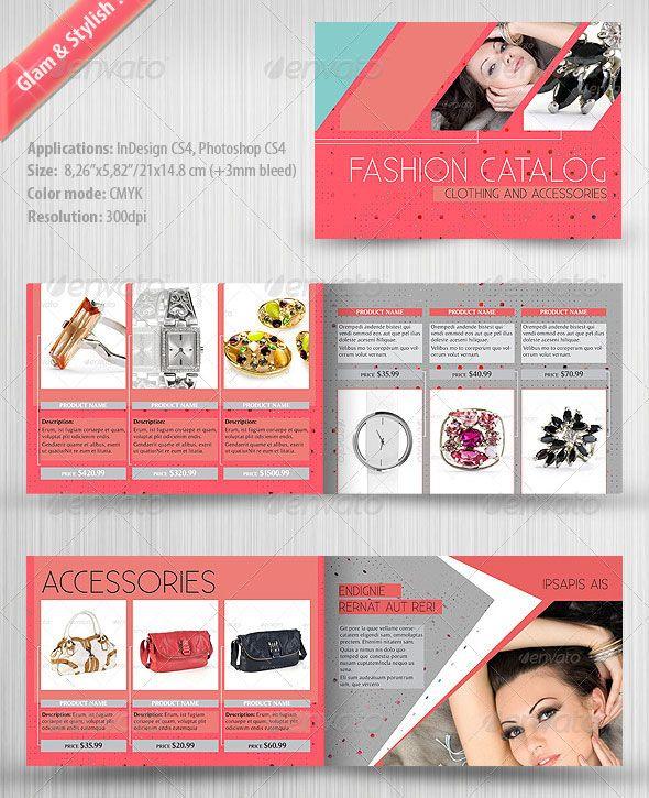 product catalogue design templates