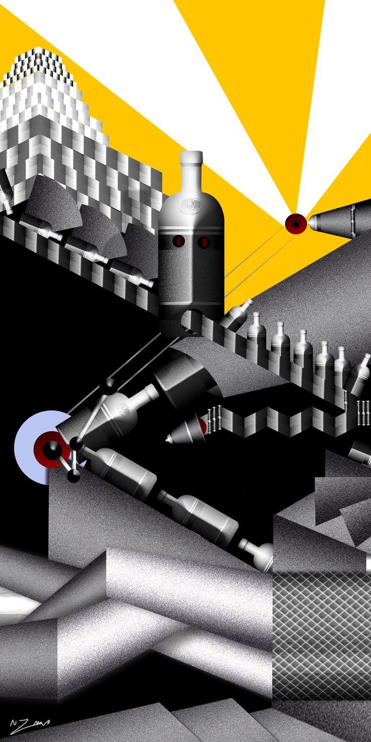 Absolute Art Deco / by Nikos Zappas ®