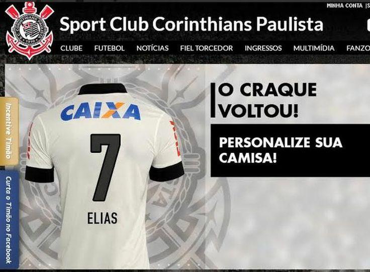 Corinthians stories and pictures at Lancenet.com.br
