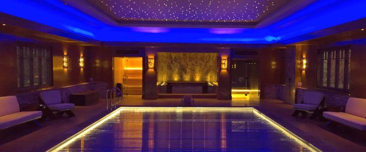 Luxury Home Sauna, Steam Room & Hot Tub in Liphook, Hampshire