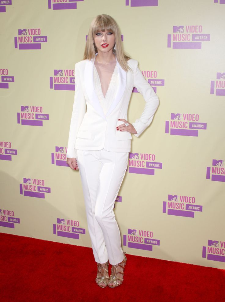 Fashion Friday: White Dresses at the MTV Video Music Awards - Wedding Party