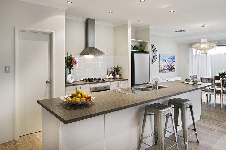 Homebuyers Centre - Espirit Display Home Kitchen