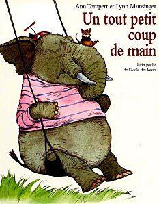 """Album """"Un tout petit coup de main"""""""