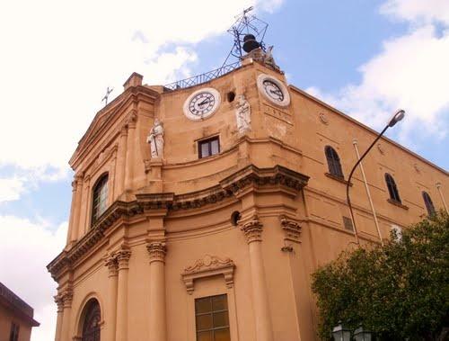 Montelepre, Chiesa Madre