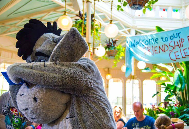 Crystal Palace Review at #WDW  #Disney #DisneyWorld