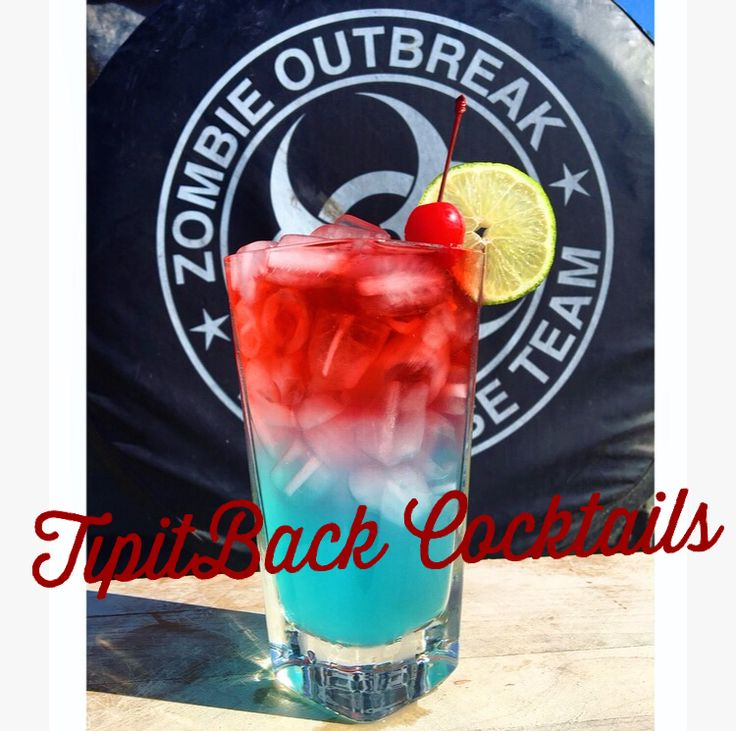 Head~Shot 〰〰〰〰〰〰〰〰〰〰〰〰〰〰〰〰 4 oz Bacardi Zombie 3 oz Cranberry Juice with Lime  *Build in glass with ice, garnish, & Enjoy!*