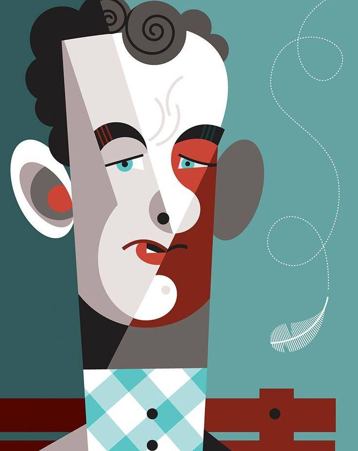 Tom Hanks by Pablo Lobato