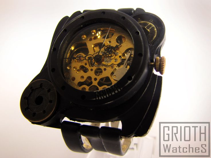 I-VY steampunk watch by GRIOTH