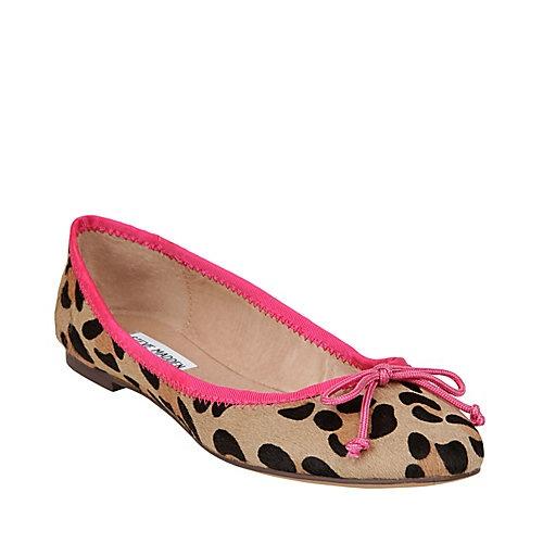 Too cute!: Fall Shoes, Pink Flats, Steve Madden, Ballet Flats, Animal Prints, Leopards Prints Flats, Cheetahs Prints, Cheetahs Flats, Leopards Flats