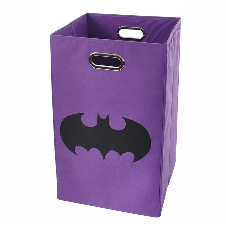 1000 ideas about collapsible laundry basket on pinterest laundry baskets folding laundry - Batman laundry hamper ...