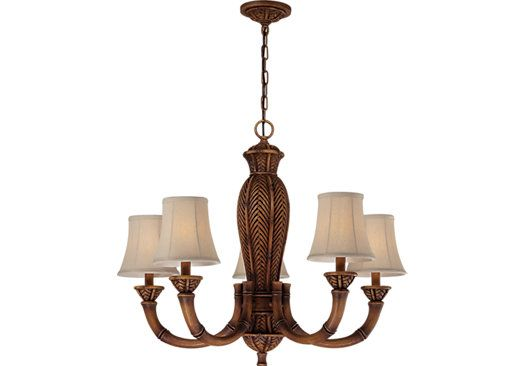 Shop for a Tropical Chandelier at Rooms To Go. Find Chandeliers that will look great in your home and complement the rest of your furniture. #iSofa #roomstogo