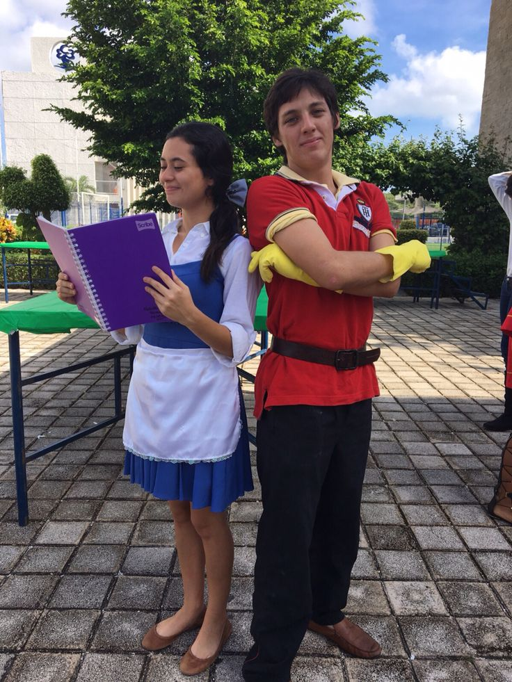 how to make a gaston costume
