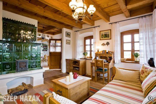 A pilisi hegyek lábánál - Szép Házak Itt kivétel nélkül minden gyönyörű!