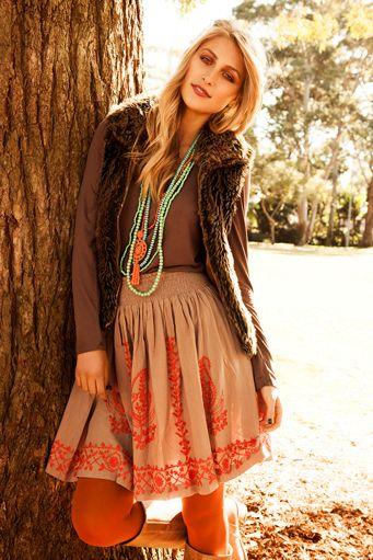 Firefly Clothing Transeasonal 2014