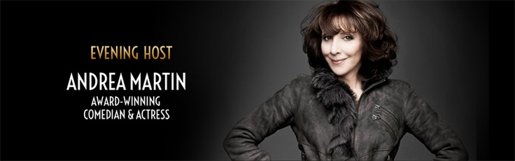 Join Andrea Martin as she hosts Dancing with the Stars for Baycrest on March 29th.