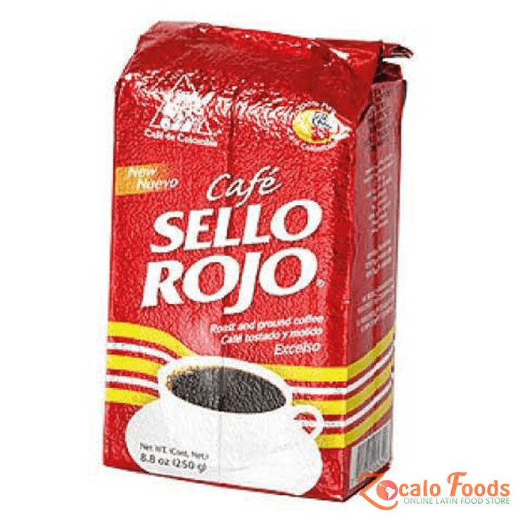 Cafe Sello Rojo Excelso 8.8 oz
