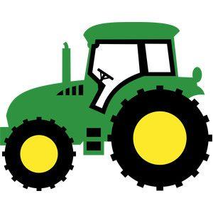Silhouette Design Store: farm tractor