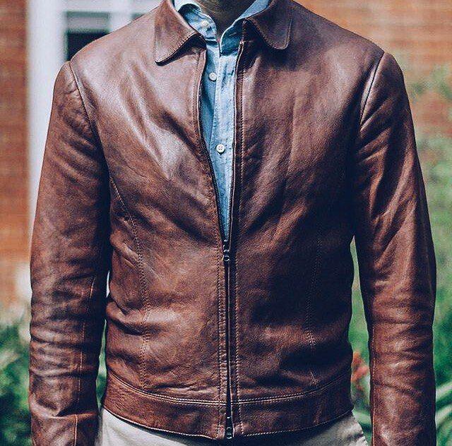 Faire une veste en cuir sur mesure