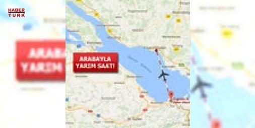 Dünyanın en kısa uçuşu başlıyor: İsviçre ile Almanya arasında Bodensee gölü üzerinden gerçekleşecek 21 kilometrelik uçuş 8 dakika sürecek