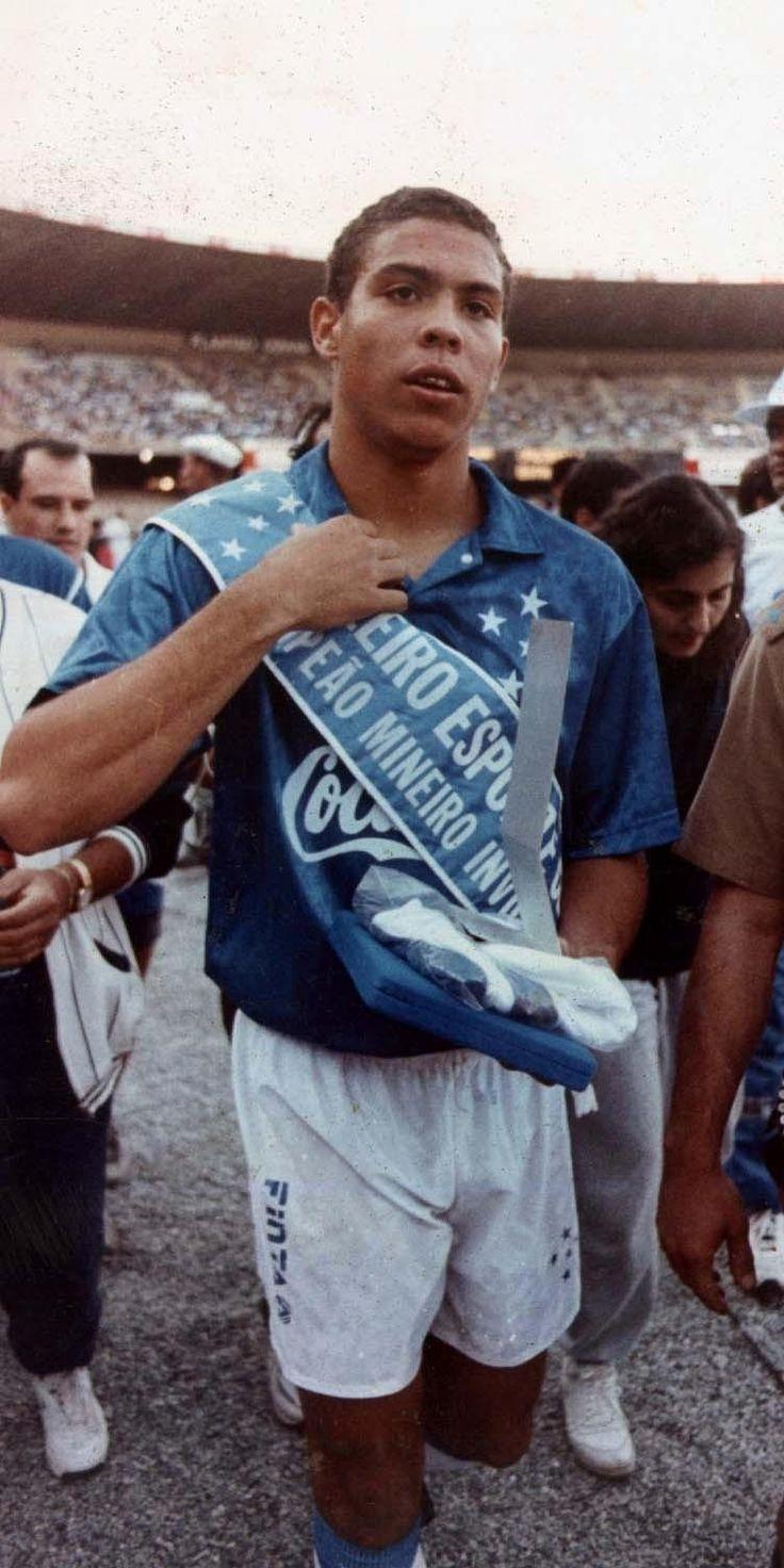 O Menino Ronaldo, Campeonato Mineiro 1994. Source: Terra