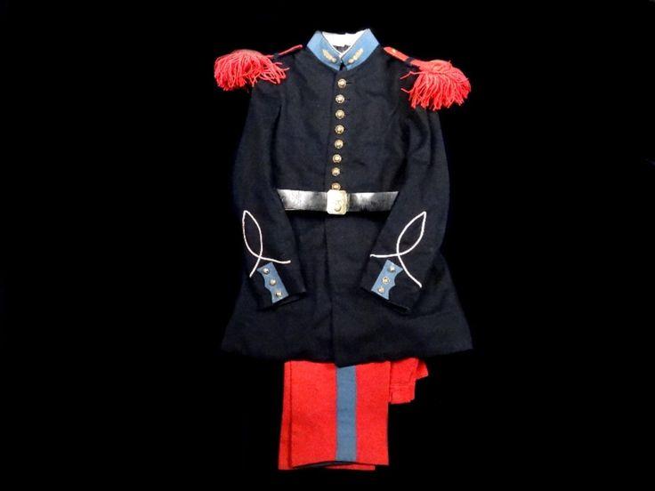 VERY NICE FRENCH MILITARY ACADEMY UNIFORM École Spéciale Militaire de Saint-Cyr | eBay