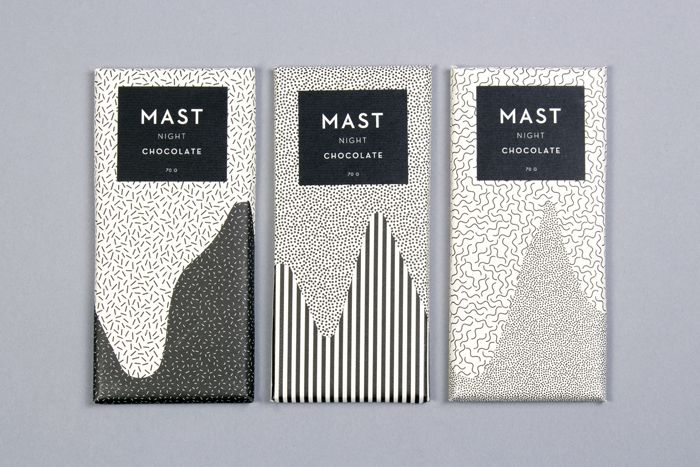 Atlas for Mast Brothers: Packaging