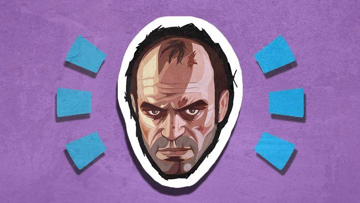Grand Theft Auto V: 10 Weird Facts  - sam houser 4 prez