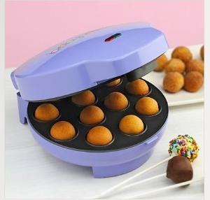 Babycakes Pop Maker: CP-94LV - Purple, Makes 12 Cake Pop\'s