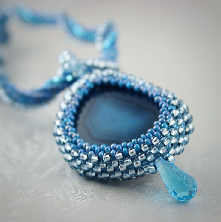 Pozdrav Malé mořské víly - náhrdelník Minulka