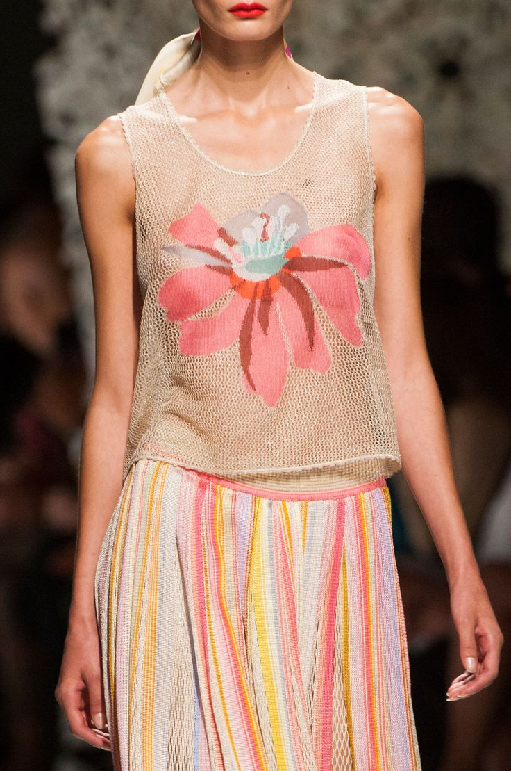 GIOKATHLEEN: Missoni SS'15 Milan Fashion Week