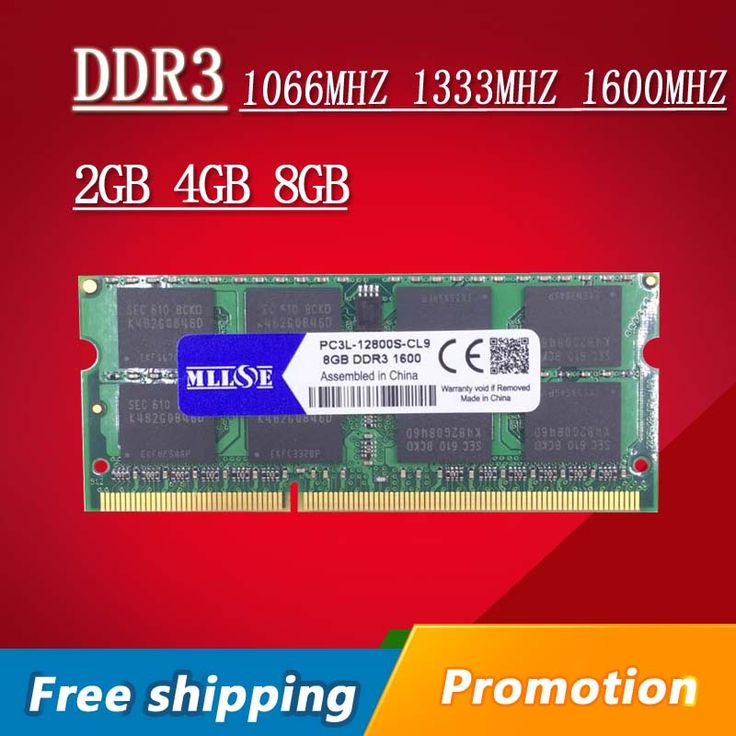 Sale 2gb 4gb 8gb DDR3 1066 1333 1600 1600mhz 1333mhz 1066mhz SO-DIMM DDR3L DDR3 4GB Memory Ram Memoria sdram For Laptop Notebook