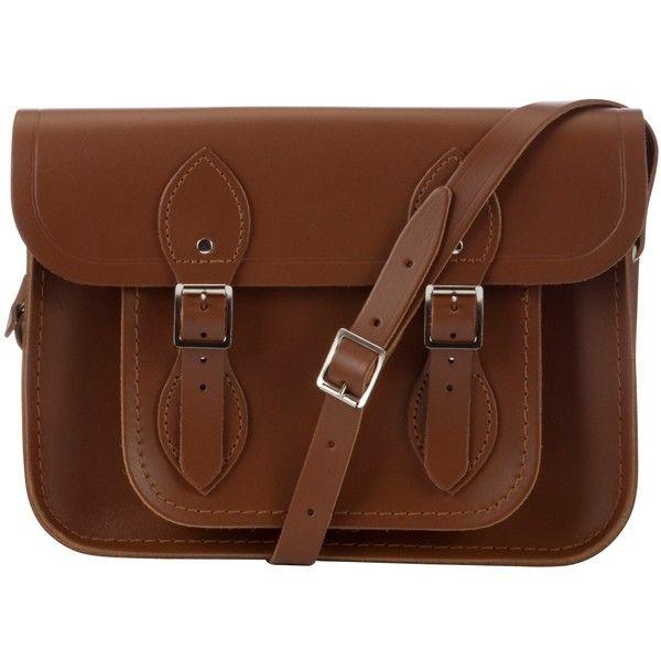 Bolsa Estilo Cambridge Satchel : Best ideas about brown handbags on