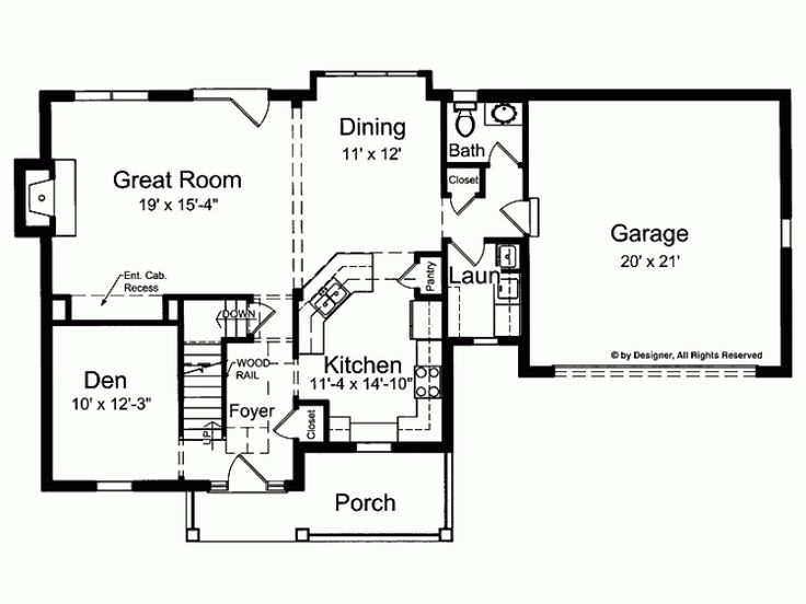 56 best floor plan ideas images on pinterest | fireplace bookcase