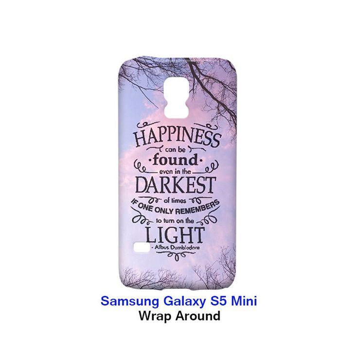 Happiness Harry Potter Samsung Galaxy S5 Mini Case