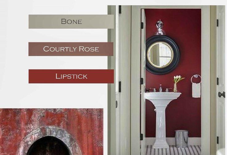 9 besten nicht gleich rot sehen bilder auf pinterest roten w nde badezimmer und wandfarben. Black Bedroom Furniture Sets. Home Design Ideas