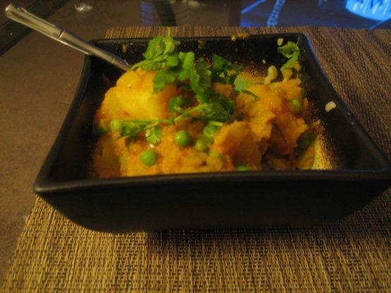 Aloo Matar Recipe - Food.com
