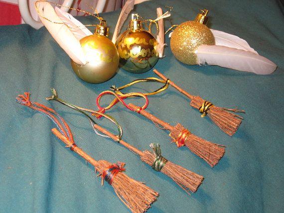 Harry Potter Quidditch Christmas Ornament Set  by FanGirlStuff, $4.99
