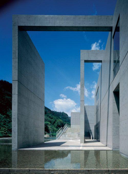 Les 167 meilleures images du tableau tadao ando sur for Architecture japonaise contemporaine