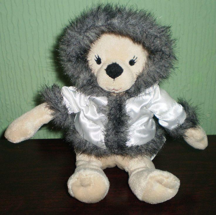 BHS TEDDY BEAR SOFT TOY PLUSH, BRITISH HOME STORES SOUVENIR