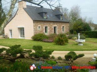 Paimpol  à 15 mn. Maison en pierres sous toit d'ardoises entièrement rénovée   http://www.partenaire-europeen.fr/Annonces-Immobilieres/France/Bretagne/Cotes-d-Armor/Vente-Maison-Villa-F6-LE-FAOUET-1013717 #maison