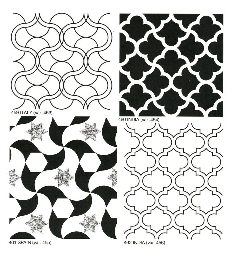 Image detail for -GP-B 060 | Geometric Patterns & Borders | Pattern in Islamic Art