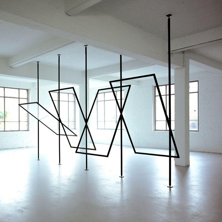 4 glassscheiben,1967 • gerhard richter