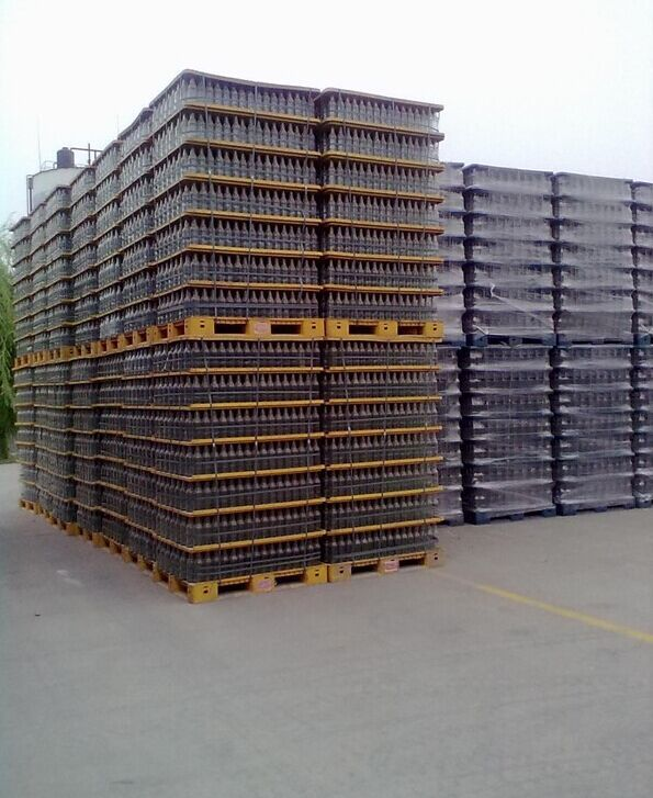 Recycled Euro Standard Reusable Plastic Pallets Plastic Pallets