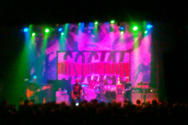 Songazine: Live report : Social Distortion, le Bataclan