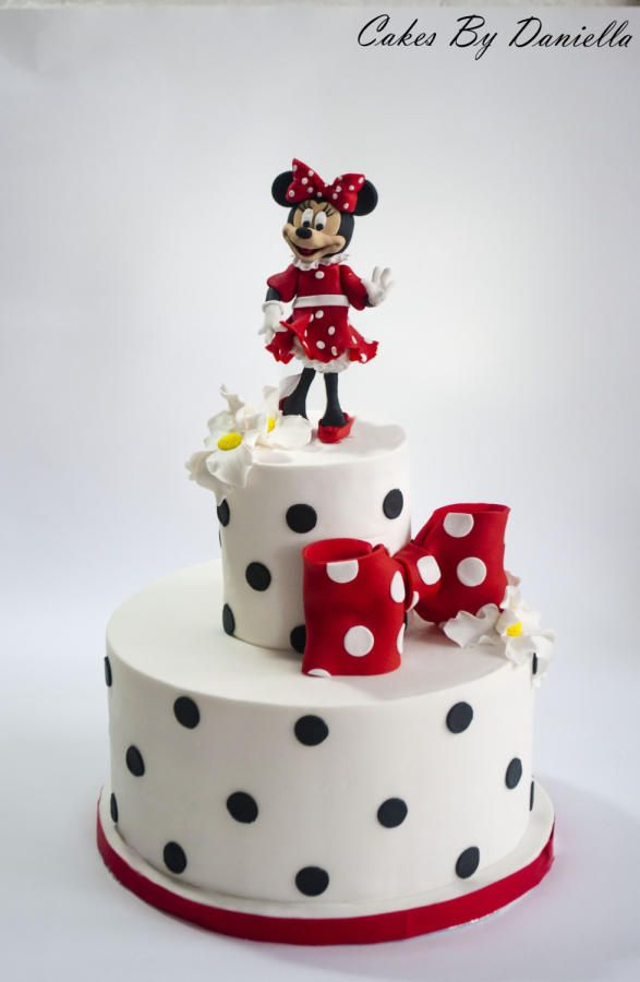 Minnie Mouse by daniela